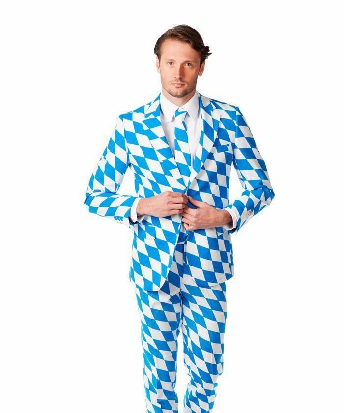 dd436a569e2 Bavarian Suit Introducing Bavarian Suit. Bavarian Suit is probably one of  the most ridiculous suits you have ever worn. It s a 3-piece work of art  that ...