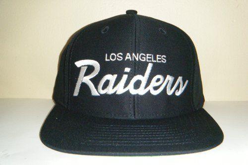 Los Angeles Raiders New Vintage Snapback Hat Oakland Cap By Reebok 19 99 Snapback Hats Hats New Vintage