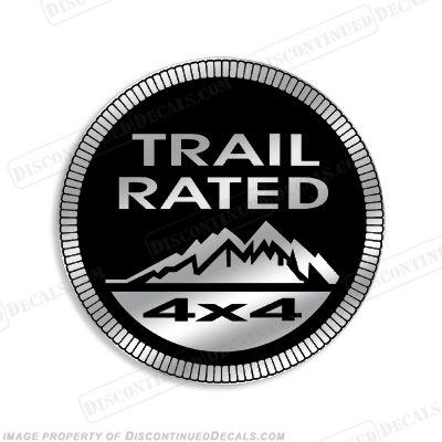 Resultado De Imagen Para Trail Rated Decals Jeep Images Sport