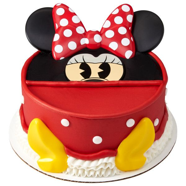 Minnie Mouse Creations DecoSet Decopac Pinterest Cake Cake Awesome Minnie Mouse Designer Cake Decorating Kit