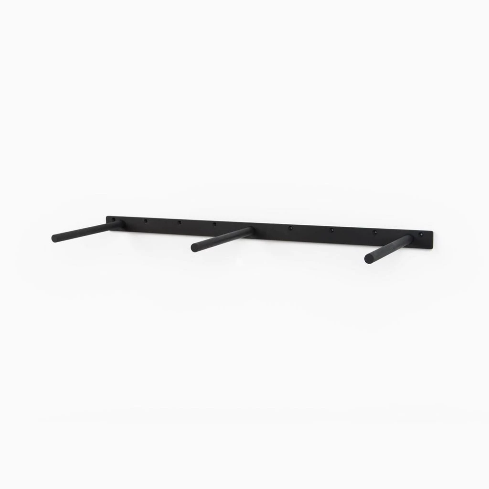 Extra Deep Floating Shelf Bracket Fits 36 48 Inch Shelves Floating Shelf Brackets Floating Shelves Shelf Brackets