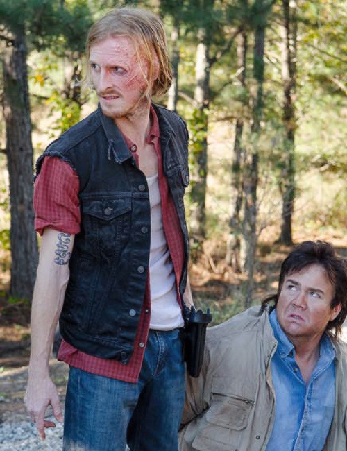 Dwight and Eugene