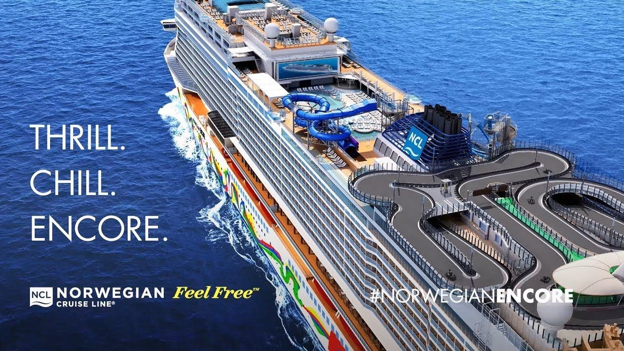 Norwegian Encore Activities Entertainment With Images