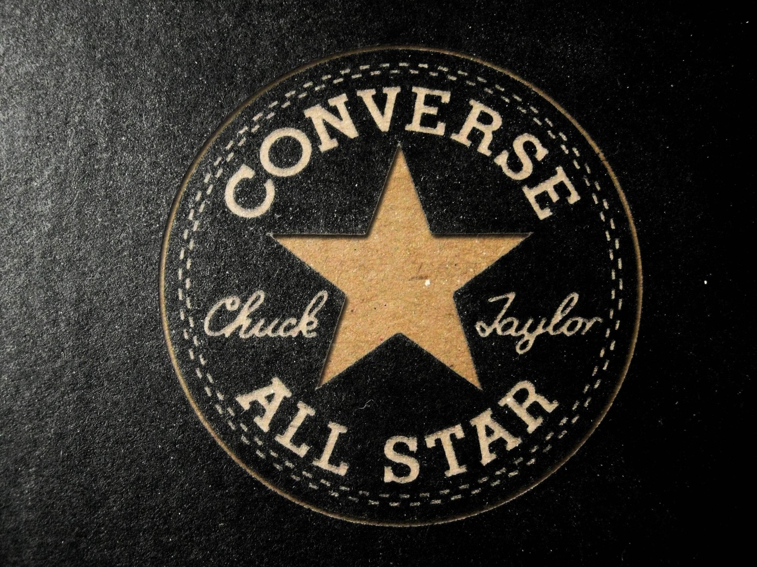 ef7d4d8905f7 Converse All Star Logo Wallpaper by VlooYoo on DeviantArt