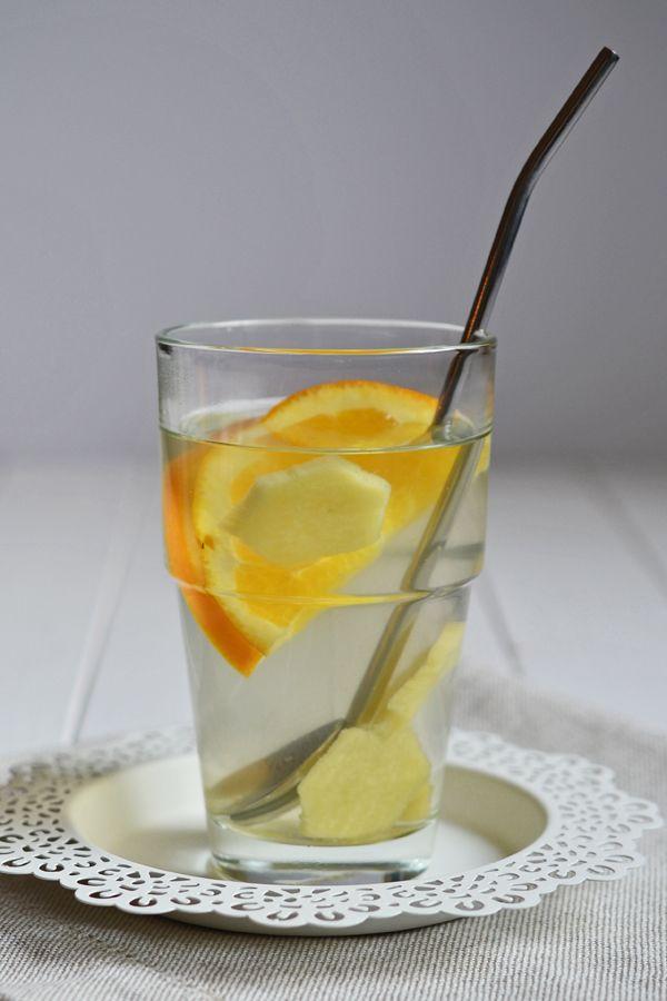 ingwer orangen tee www rheintopf com drinks tea