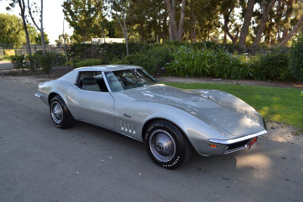 1969 Chevrolet Corvette Stingray L88 427 Convertible C-3 muscle ...