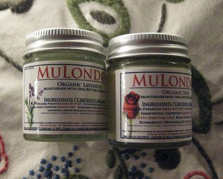 """MuLondon goes to Germany this week, where Jana tests the Lavender and Rose moisturisers, calling them """"pure bliss"""" and saying her skin is now glowing!"""