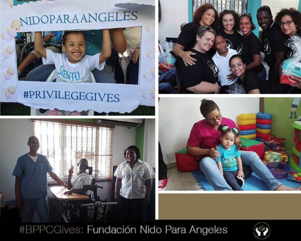 The wave of smiles ony grows bigger. Thank you @nidoparaangeles for allowing the #PrivilegeFamily to be part of your cause. #‎PrivilegeCubGives‬ ‪#‎BPPCGives‬ ‪#‎BPPrivilegeClub