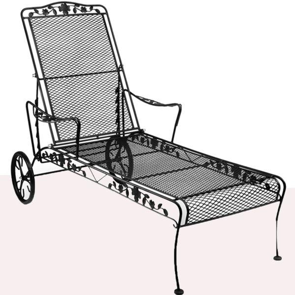 Dogwood Chaise Lounge Meadowcraft Patio Furniture Lounge Chair