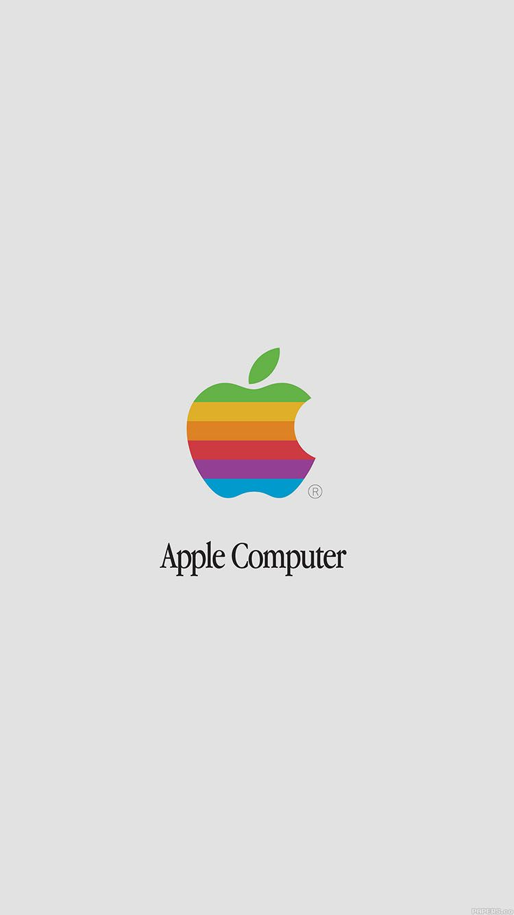 Ac41 Wallpaper Apple Computer Apple Computer Apple Computer Logo Minimalist Iphone