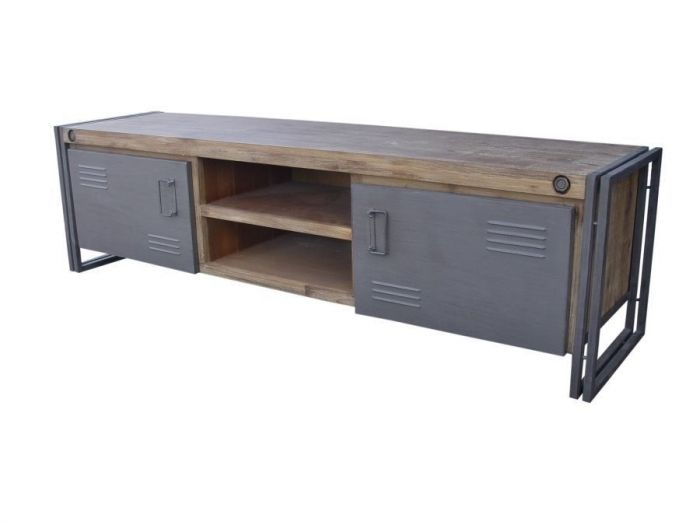 Tv Meubel City 180x45x50 Cm Crates In 2019 Tv Meubels