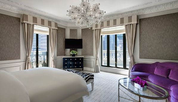 The Most Gorgeous Hotel Suites In New York City Luxury Hotel Bedroom Luxurious Bedrooms Luxury Hotel Room