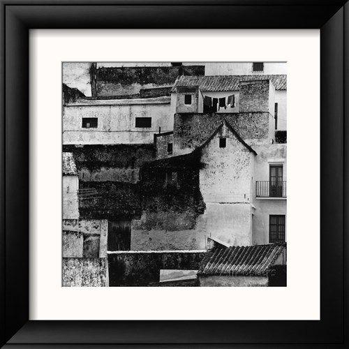 Spanish Village, 1971 - Fotografiskt tryck av Brett Weston på AllPosters.se