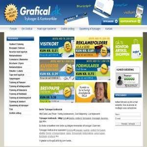 Den indtastede adresse findes ikke. Vær venlig at benytte vores søgefunktion eller menusystem http://www.grafical.dk/roerperler.aspx