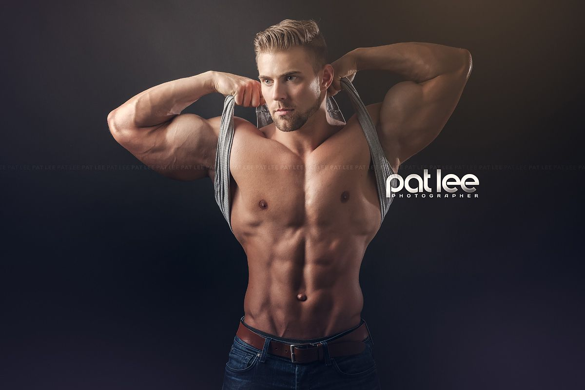 fetish male muscle