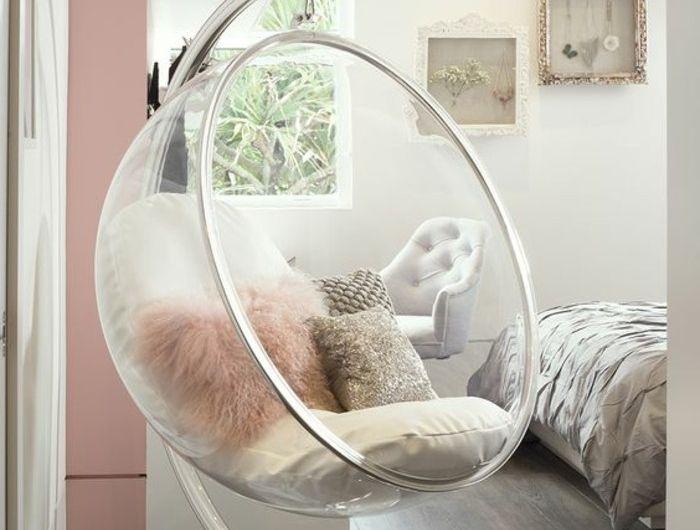 1001 designs uniques pour une ambiance cocooning deco int rieur house design home deco et - Chambre cocooning ado ...