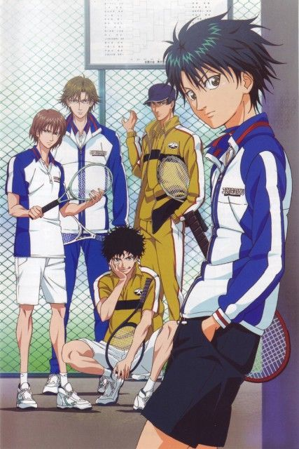 17 Best Images About The Prince Of Tennis On Pinterest Cosplay Prince Of Tennis Anime The Prince Of Tennis Prince Tennis