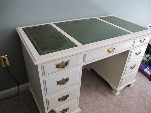 Give The Gift Of Painted Furniture For The Home Pinterest Desk