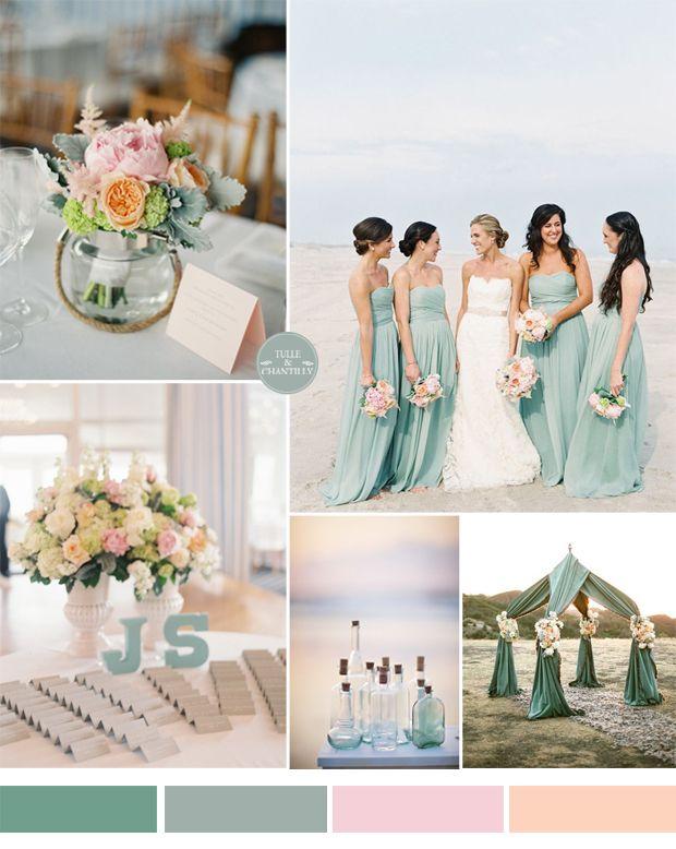 Top 5 Beach Wedding Color Ideas For 2015