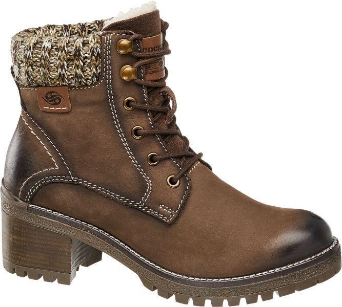 Factory Outlets Rabattgutschein heißer Verkauf online Deichmann #Dockers #Boots #Schnürboots #Schuhe #Stiefel ...