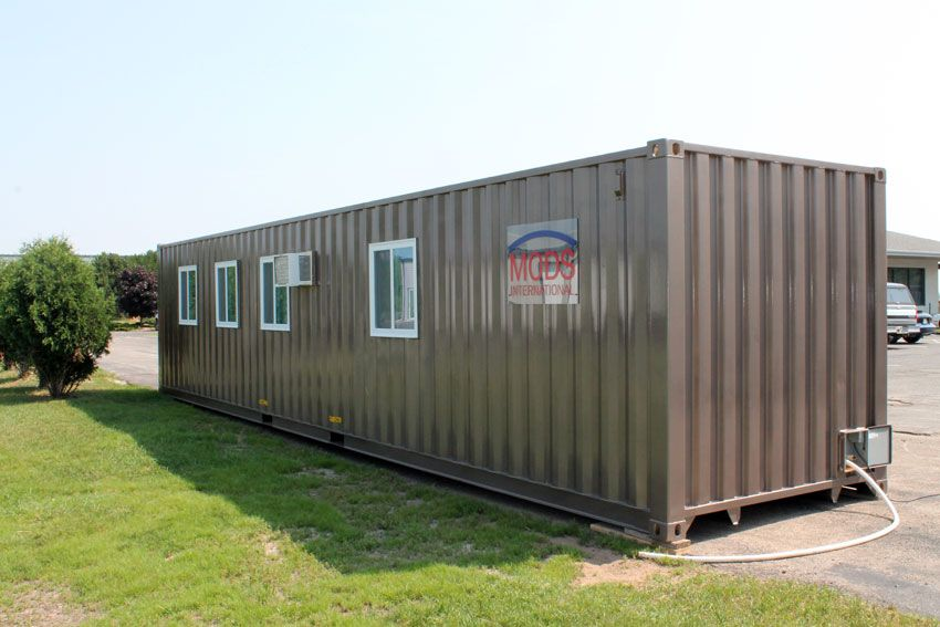 Pictures Of 40ft Container Homes Find Shipping Container Homes 20 Ft Container 40 Ft Container I Container House Container House Design Container House Plans