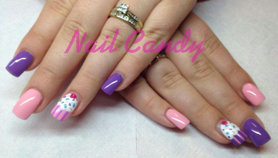 Nails by Nail Candy.