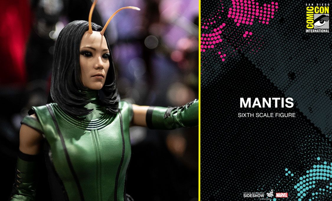 Mantis Sixth Scale Figure | Sideshow Collectibles