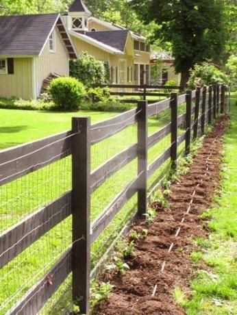 Backyard Fences Image By Danielle Ebeltoft On Fence Ideas In 2020 Backyard