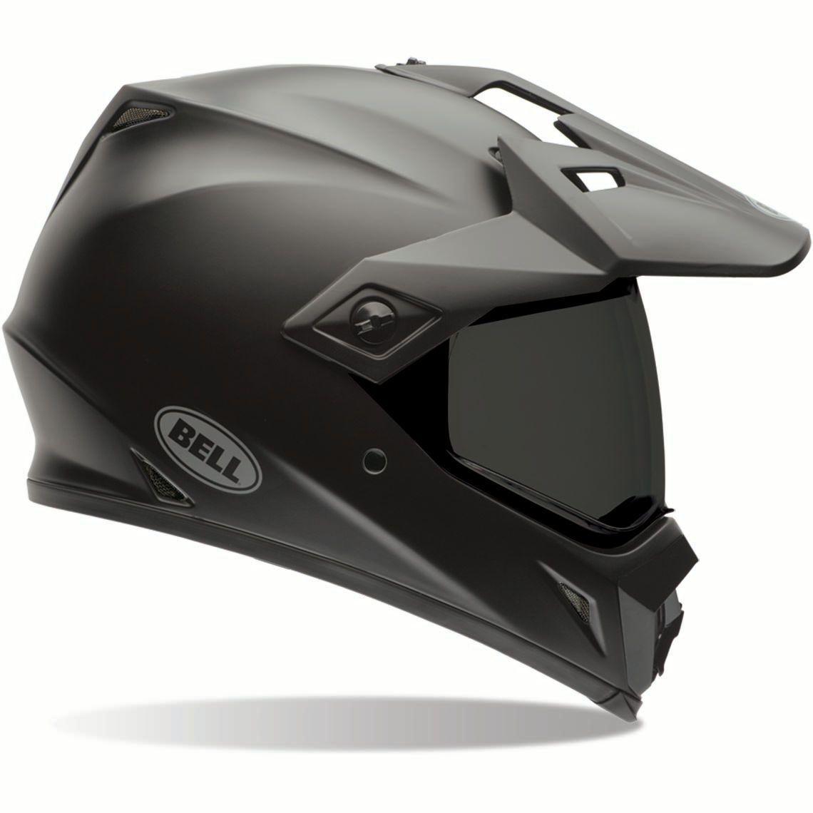 Bell Mx 9 Adventure Solid Helmet Motorcycle Superstore Black