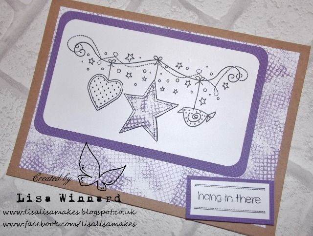 INKY DOODLES samples for TV lisalisamakes.blogspot.co.uk