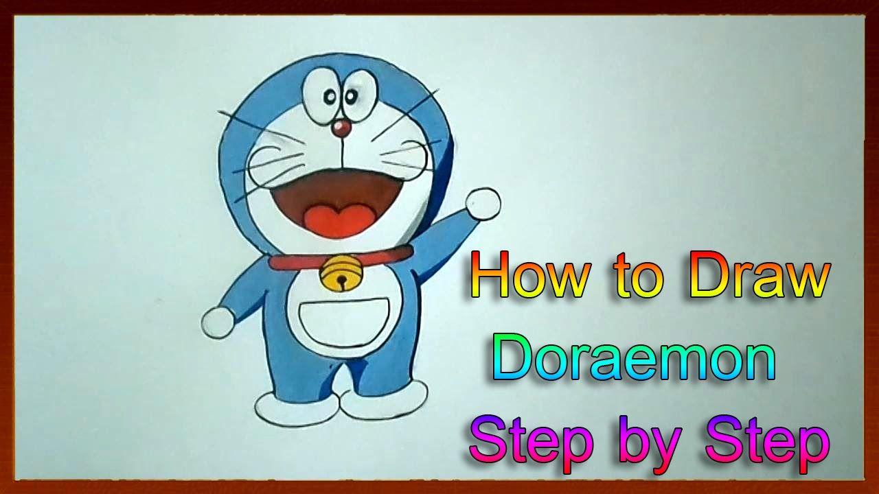 Doraemon Drawing Banane Wala Video