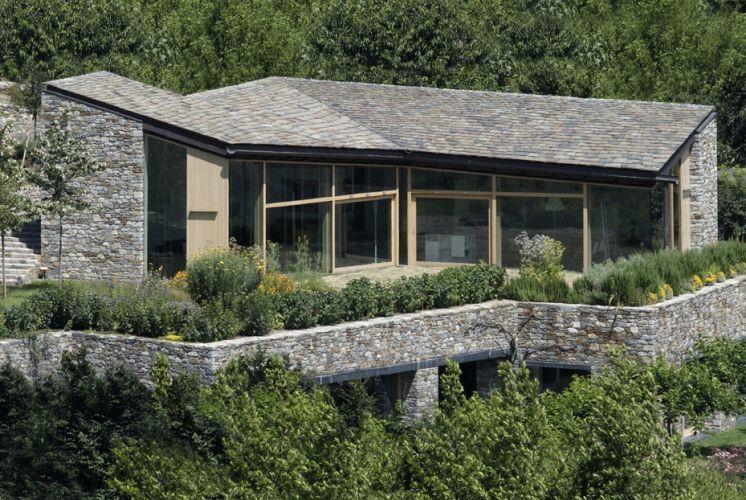 Construção: Antonio Citterio - Casa em Sondrio | Album and Leo