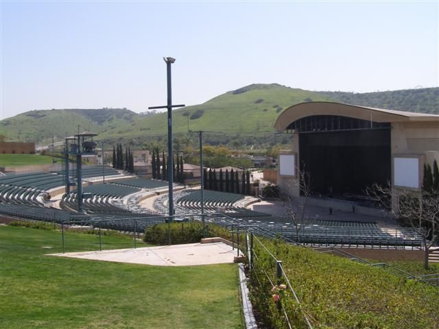 Sleep Train Amphitheatre Chula Vista Amphitheaters At Wheres My