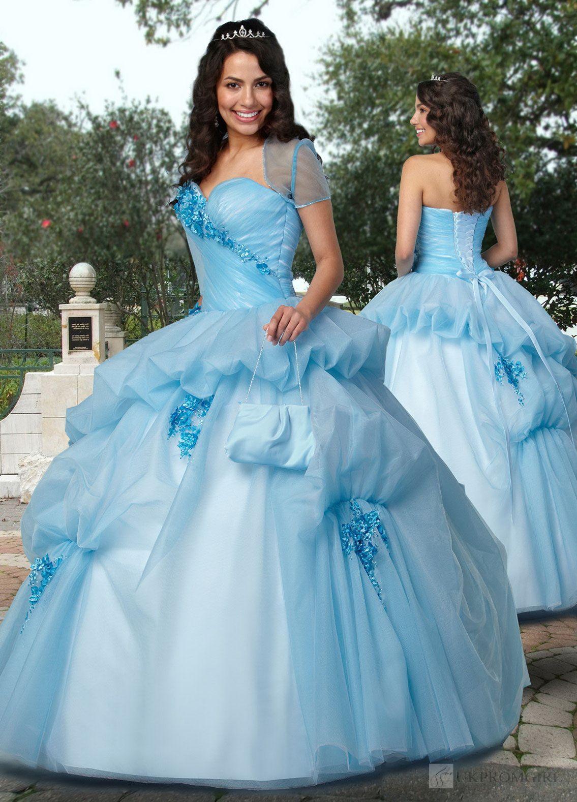 Ball Gown Evening Dresses | Princess dresses | Pinterest | Ball ...