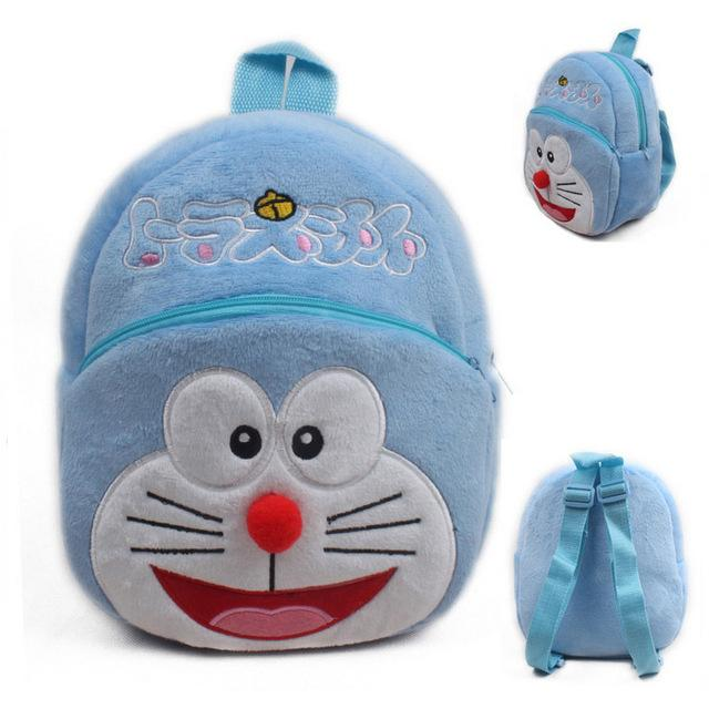 Luggage & Bags New Cute Childrens School Bag Cartoon Mini Plush Backpack For Kindergarten Boys Girls Baby Kids Gift Student Lovely Schoolbag Goods Of Every Description Are Available Kids & Baby's Bags