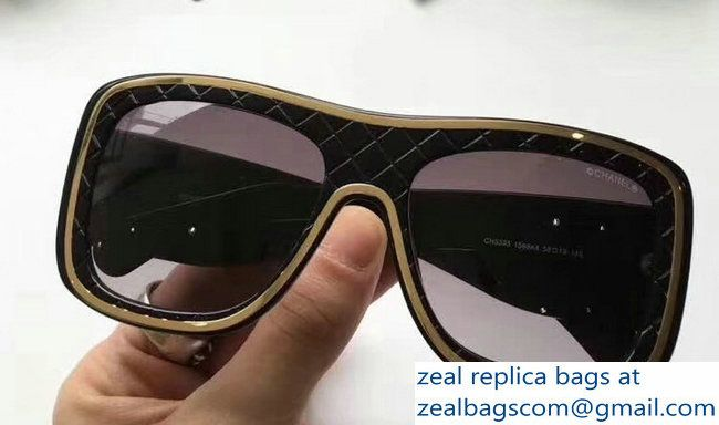 Chanel Quilted Sunglasses 04 2018 Luxury Sunglasses Pinterest