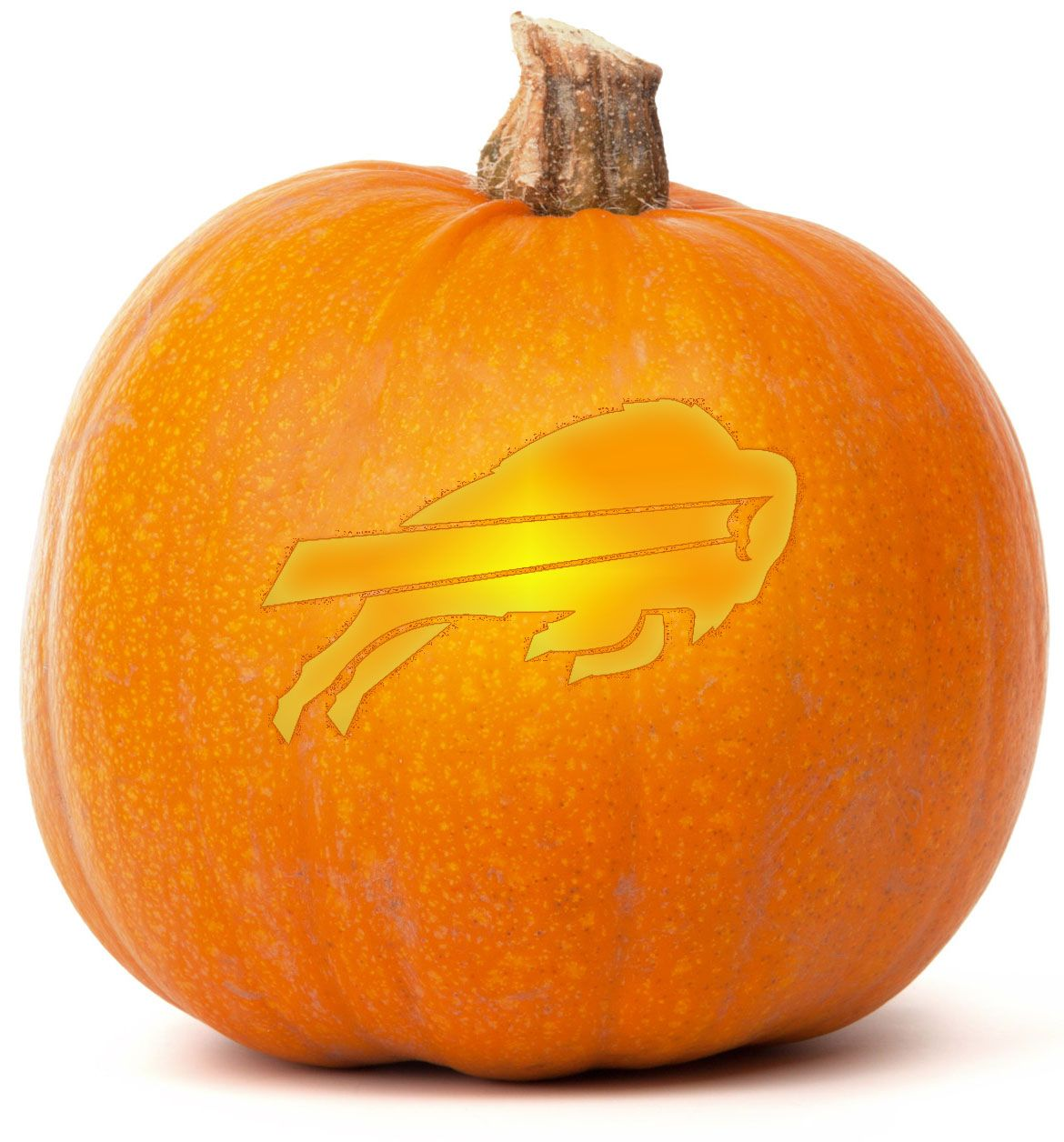 Download Our Free Buffalo Bills Pumpkin Carving Template Browse