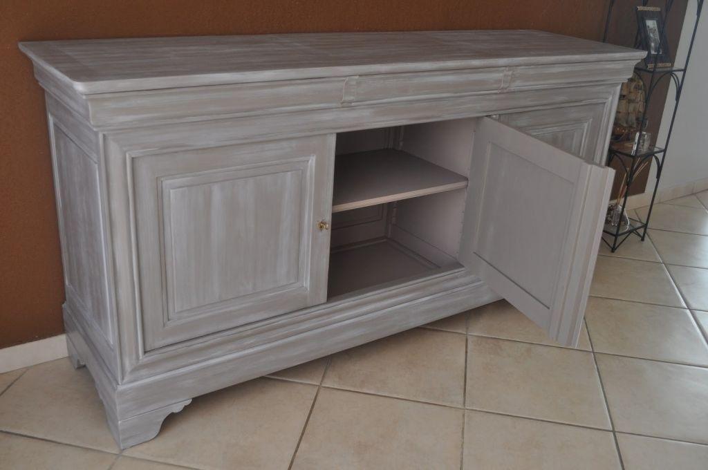un meuble vernis sans poncer