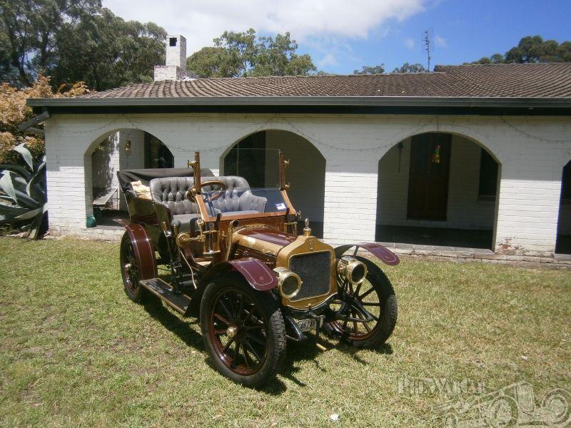 Clément Bayard 2 Cylinder 4 seater 1907 for sale - PreWarCar ...