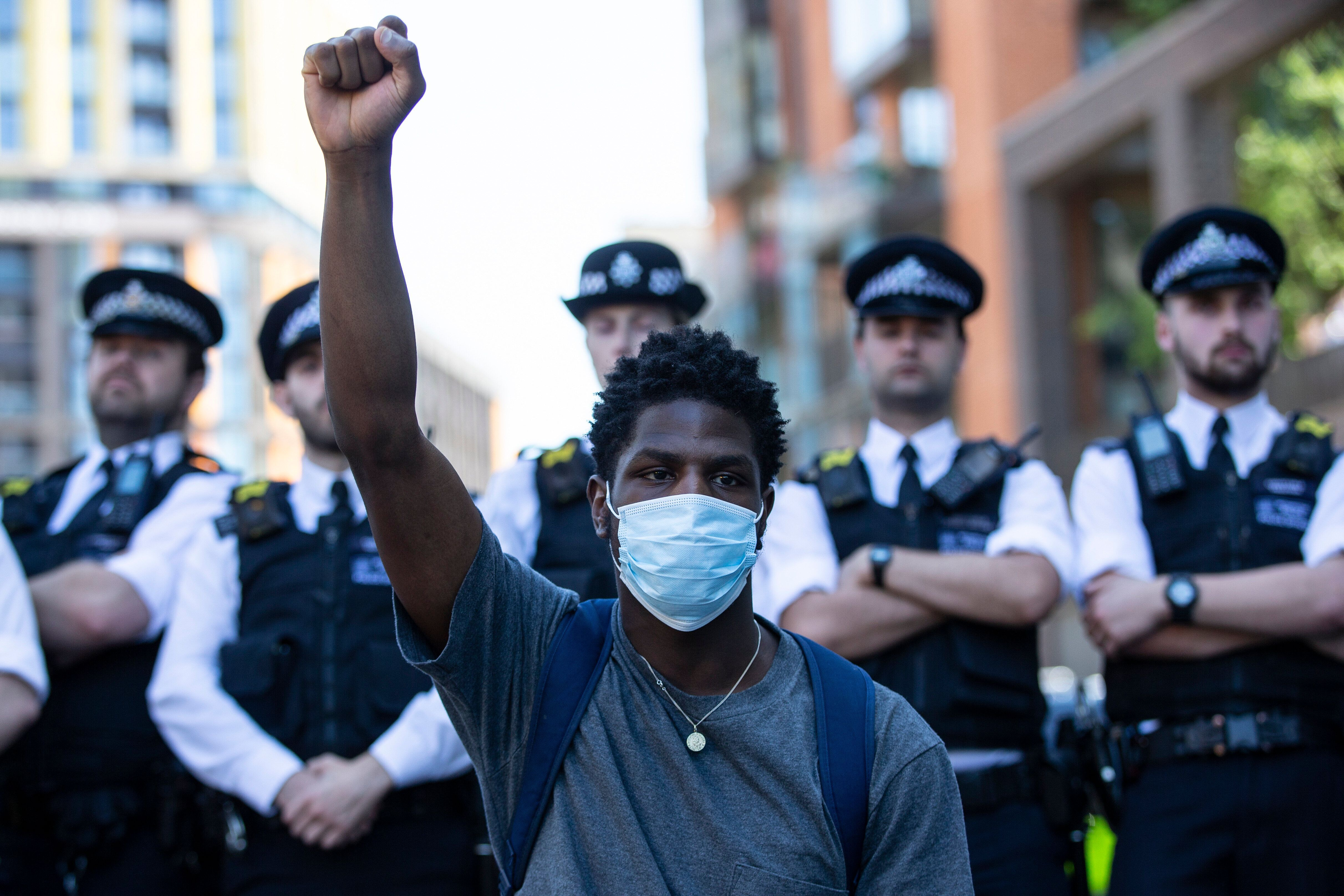 Anti Racism Protesters Around The World Demand Justice For George Floyd Huffpost Black Lives Matter March Black Lives Matter Protest Black Lives Matter