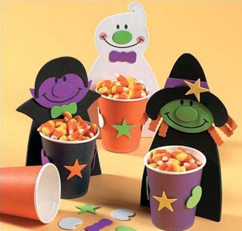 google halloween food