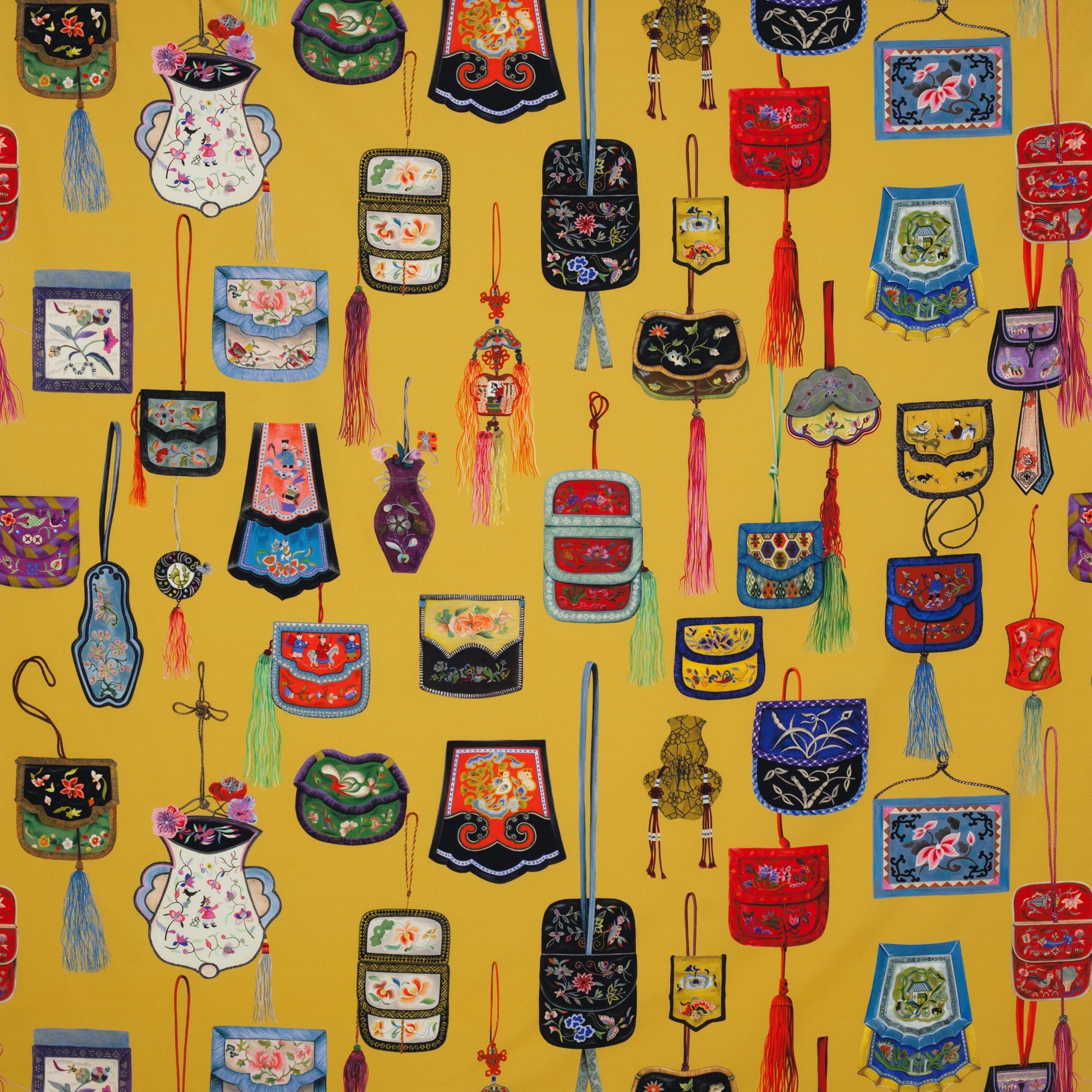 Manuel Canovas Miao Wallpaper Wallpaper And Wall Art Pinterest  # Muebles Kautiva