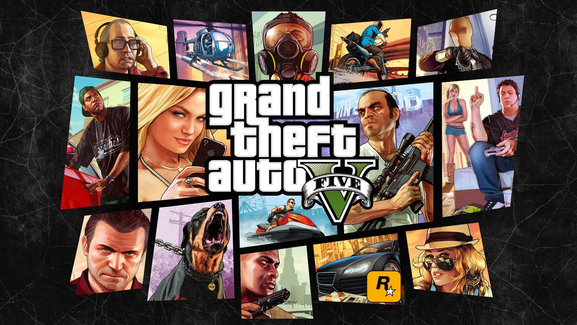 GTA V PS4 Wallpapers PS4 Home Grand theft auto, Gta 5