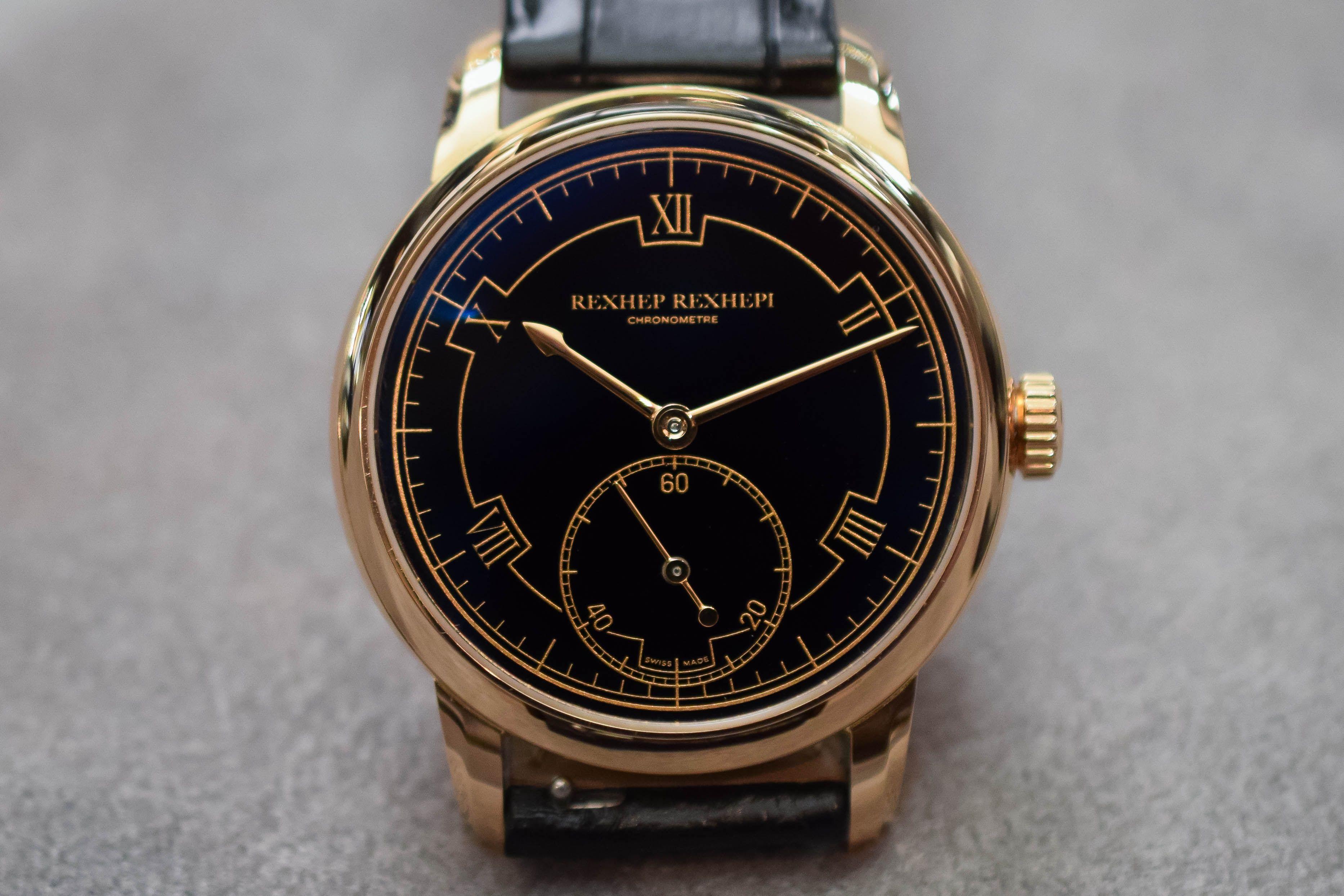 Akrivia Chronometre Contemporain Baselworld 2018 Live Pics Specs Price Patek Philippe Fine Watches Independent Watches