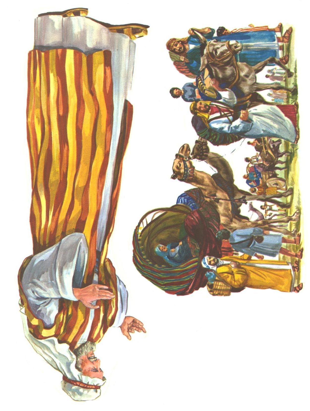 АВраам2 | children ministers, | Pinterest | Historias de biblia ...