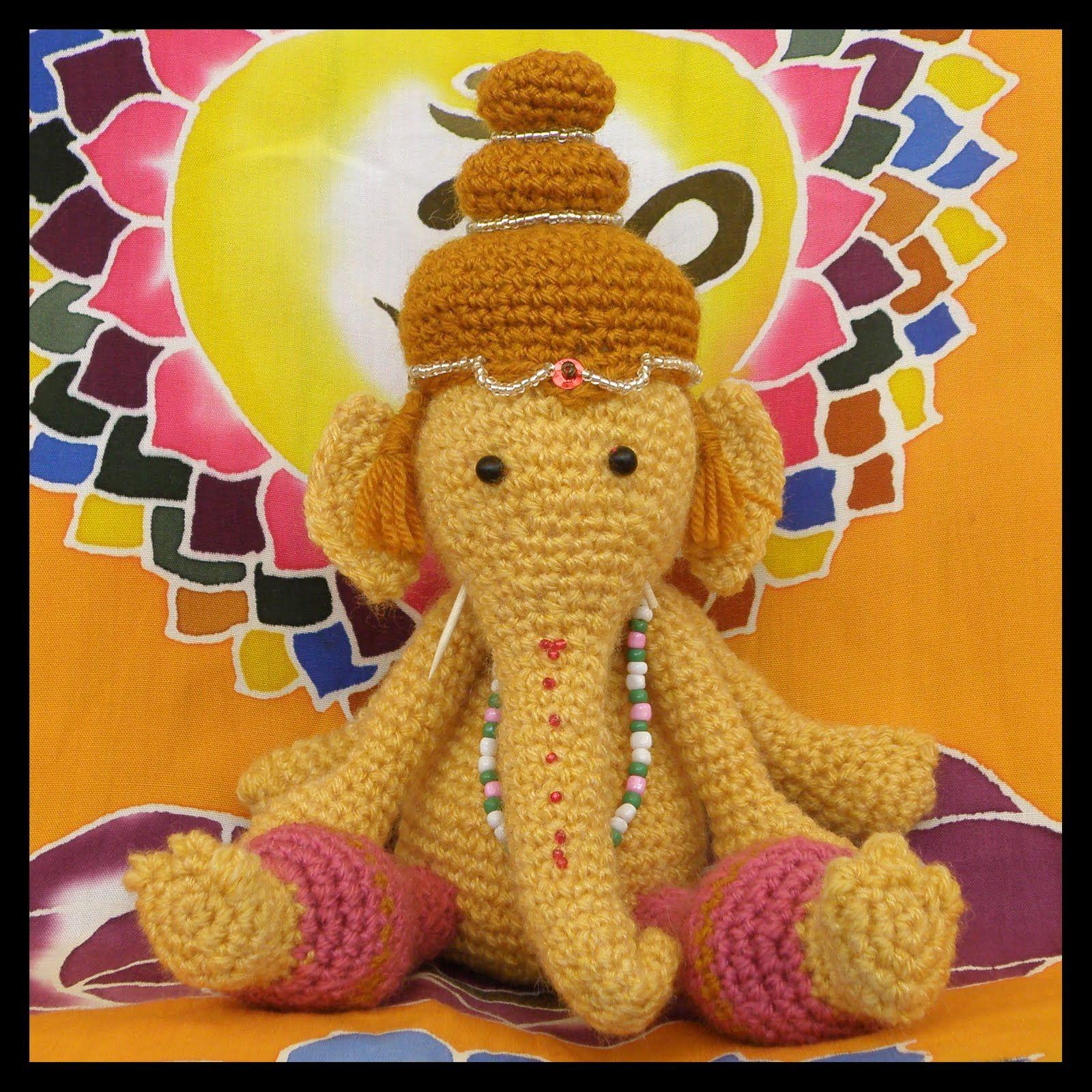 Ganesh Schau Mal Pinterest Croché Ganchillo Und Muñecas