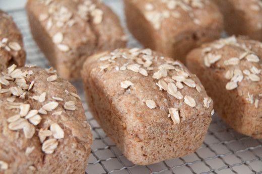 Brot backen im Miniformat | Meine Svenja