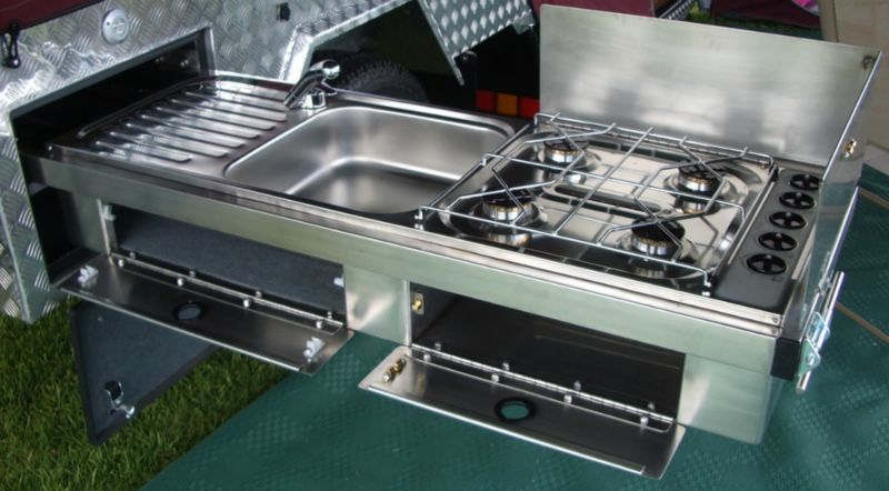 how to build aluminum crowned frame travel trailer roof