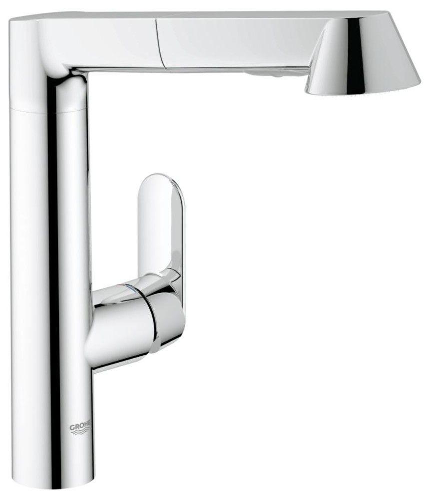 Grohe K7 Sink Mixer Dn 15 Grohe K7 Einhand Spultischbatterie Dn 15 Kuchenarmaturen Armaturen Spray