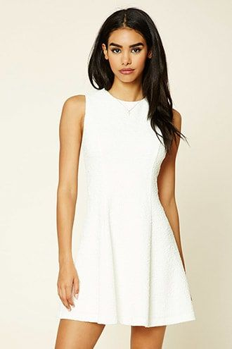fit and flare mini dress  dresses fashion forever 21
